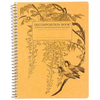 Decomposition Book Leafy Peach