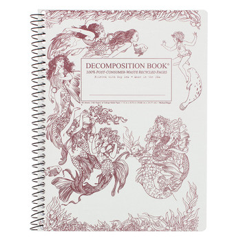 Decomposition Book Mermaids