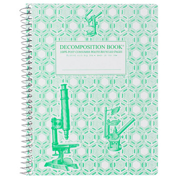 Decomposition Book Microscopes