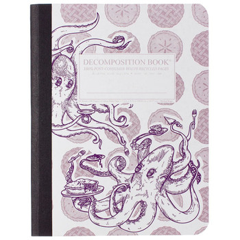 Decomposition Book Octopie