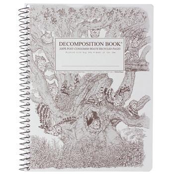 Decomposition Book Screech Owls
