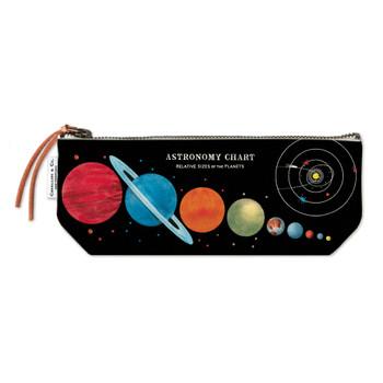 Vintage Mini Pouch, Astronomy