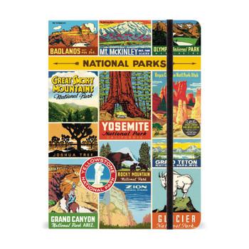 "National Parks Notebook, 6"" x 8"""