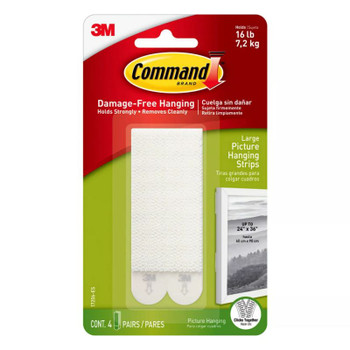 Command Hanging Strips