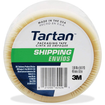 Tartan Box Sealing Tape
