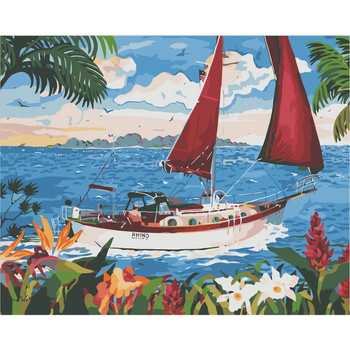 Paint By Numbers, Sail Away