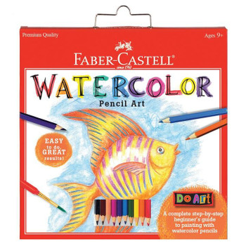 Watercolor Pencil Art Set