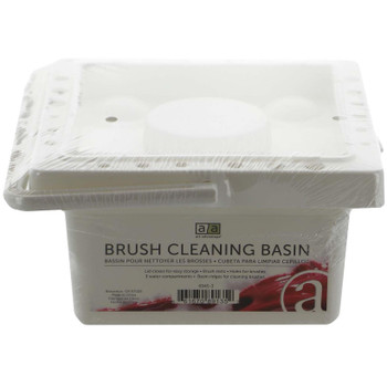Brush Cleaning Basin