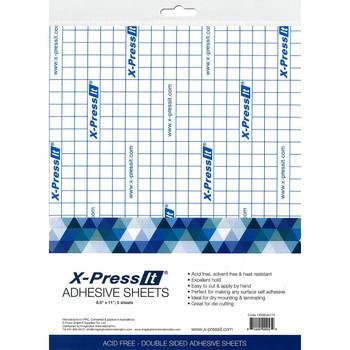 Adhesive Sheets, 5 pack