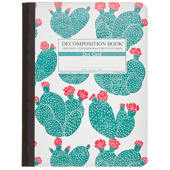 Cactus Decomposition Book