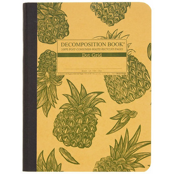 Pineapple Decomposition Book