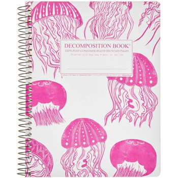 Jellyfish Decomposition Book