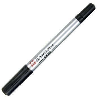 Black IDenti-Pen Dual-Tip
