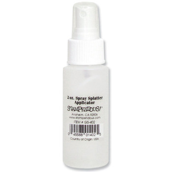 Empty Spray Bottle 2oz