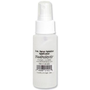 Empty Spray Bottle 2 oz