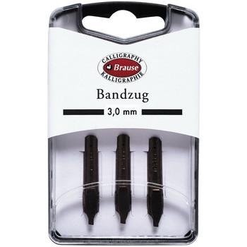 Brause Bandzug Pen Nibs, 3 Pack