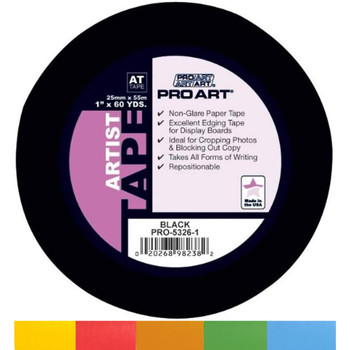 Pro Colored Artists Tape