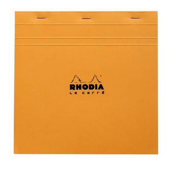 Rhodia Le Carre (Square) Notepad, Graph