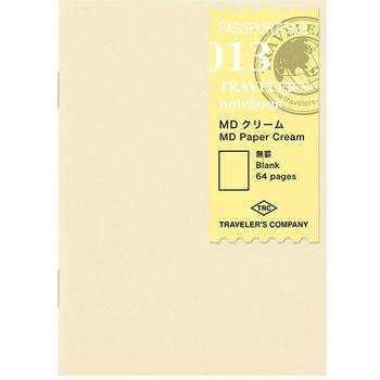 Traveler's Notebook, Passport Cream Paper Refill
