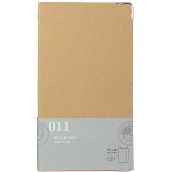 Traveler's Notebook, Regular Refill Binder