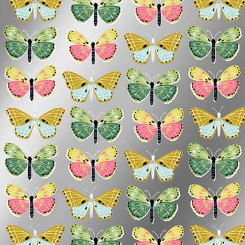 Gift Wrap Roll, Butterflies