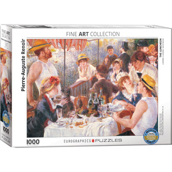 The Luncheon Puzzle, 1000 Pieces