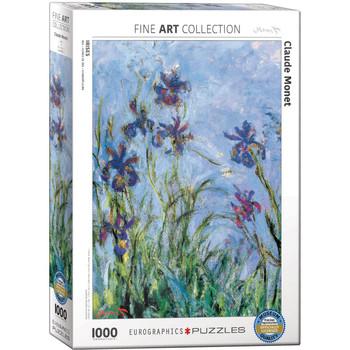 Irises Jigsaw Puzzle, 1000 Pieces