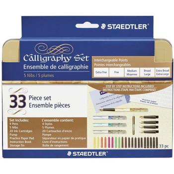 Staedtler Deluxe Calligraphy Set