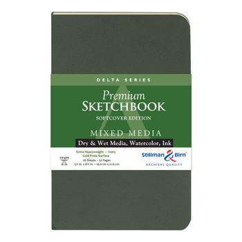 Delta Softcover Sketchbooks