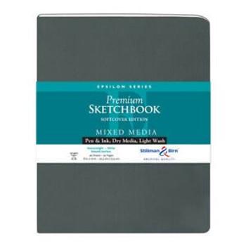 Epsilon Softcover Sketchbooks