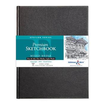 Epsilon Series Sketchbooks
