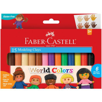 Modeling Clay World Colors