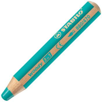 Stabilo Woody 3 in 1 Pencils