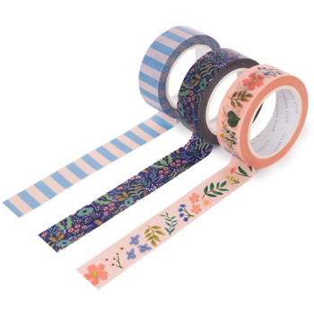 Washi Tape Tapestry, 3 Pack