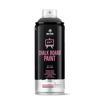 MTN PRO Erasable Chalk Spray Paint 400 ml.