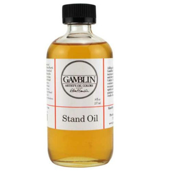 Gamblin Linseed Stand Oil 8 oz.