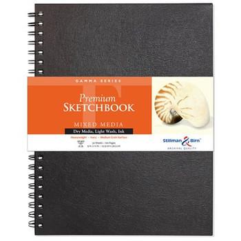 Gamma Wirebound Sketchbooks