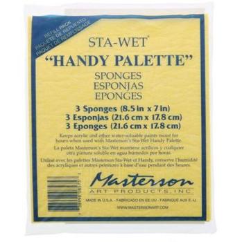 Sta-Wet Handy Palette Refills