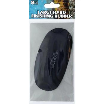 Large Hard Finishing Rubber