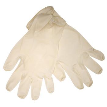 Latex Gloves, 10 Pack