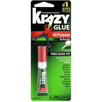 Krazy Glue Gel Precision Tip