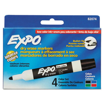 Expo Dry Erase Marker Set