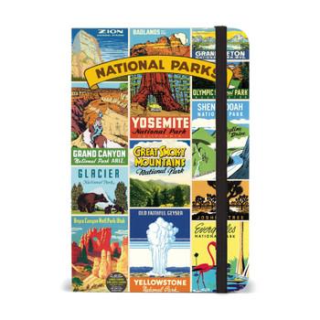 """National Park Notebook, 4"""" x 6"""""""