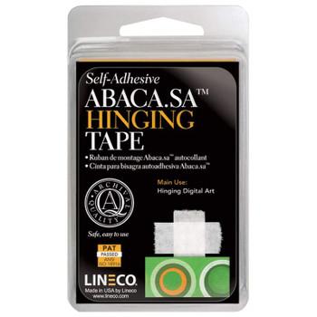 Lineco Abaca Self-Adhesive Hinging Tape