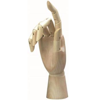 Manikin Wooden Hands
