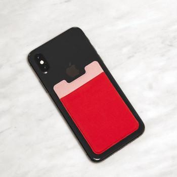 RFID Blocking Phone Wallet