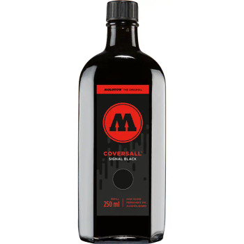 Molotow CoversAll Ink Refill, Signal Black