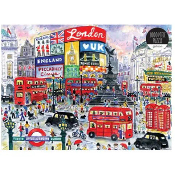 London Puzzle, 1000 Pieces