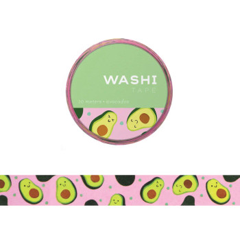 Avocados Washi Tape