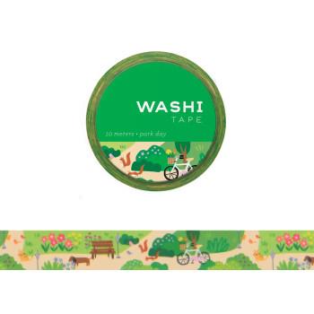 Park Day Washi Tape